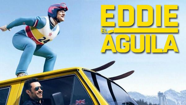 """Crítica de """"Eddie El Águila (Eddie the Eagle)"""""""