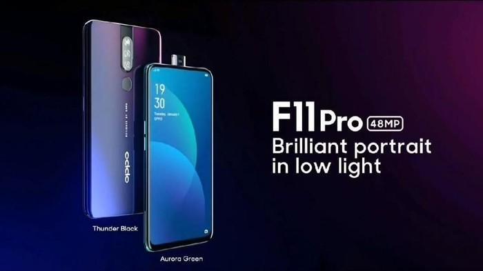 Harga Oppo F11 Pro dan Spesifikasi Lengkap