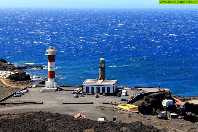 """El Faro de Fuencaliente """"Frontera de los vientos"""""""