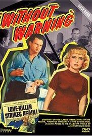 Watch Without Warning Online Free 1952 Putlocker