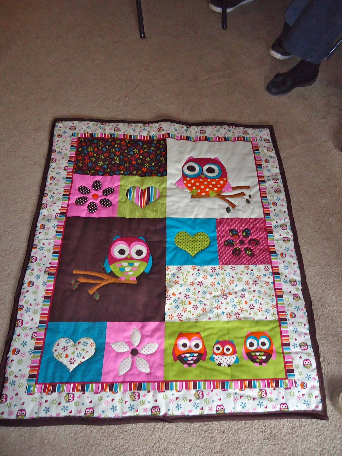 Sisters On Blackwell Panel Quilt Tutorial