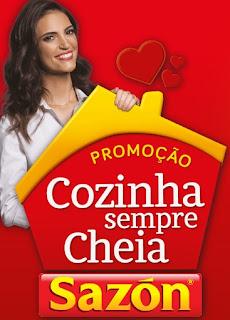 Cadastrar Promoção Sazón Chris Flores Cozinha Sempre Cheia