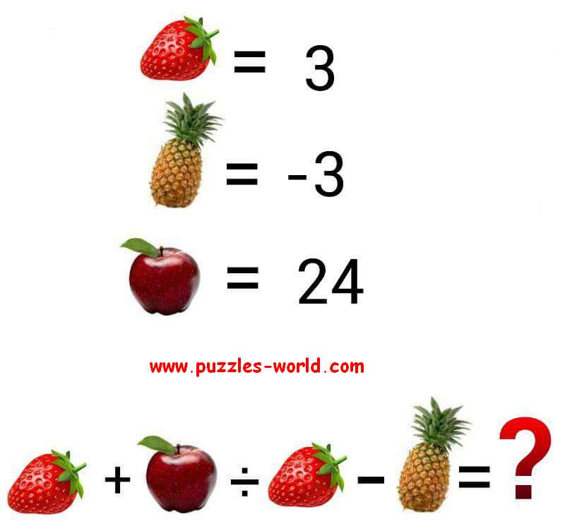 Tricky Maths Problem. Can you Solve it ? | Puzzles World
