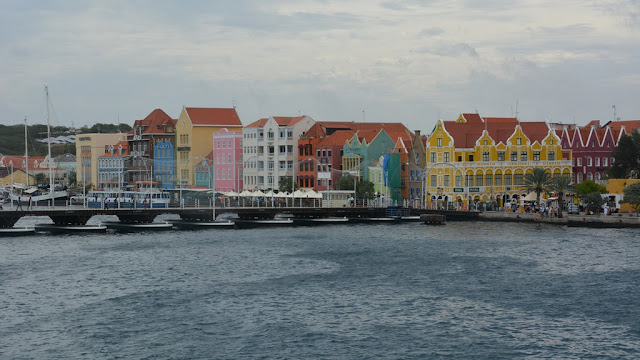 Willemstad Curacao Queen Emma Pontoon