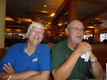 Dee & Jim spend 2 weeks with us (June 2011)