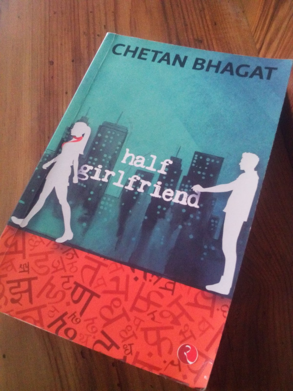Half Girlfriend Book Online Pdf