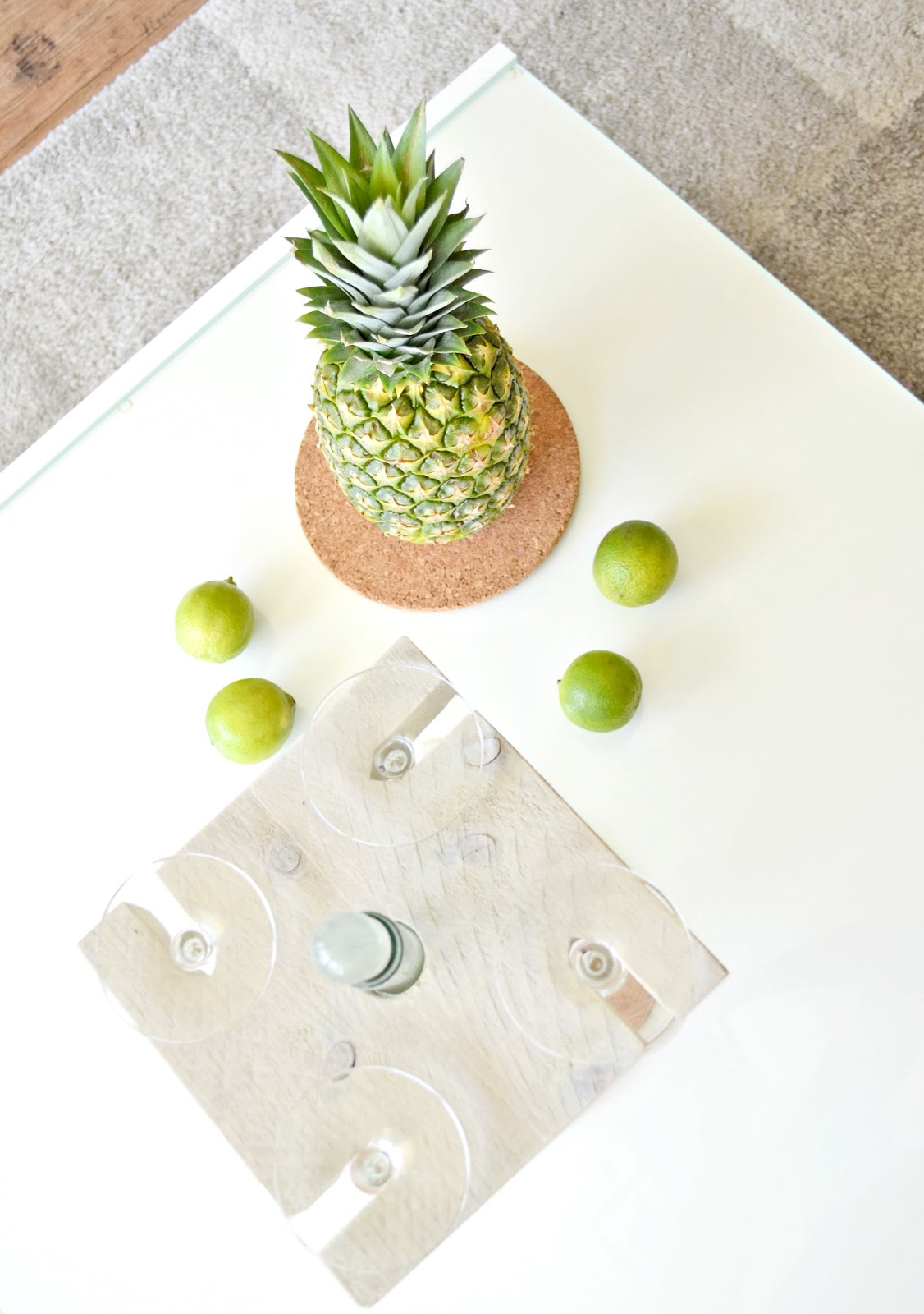 ananas decor