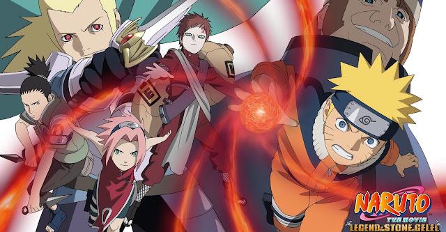 Naruto: Las Ruinas Ilusorias en lo Profundo de la Tierra (1/1) (391MB) (HDL) (Latino) (Mega)