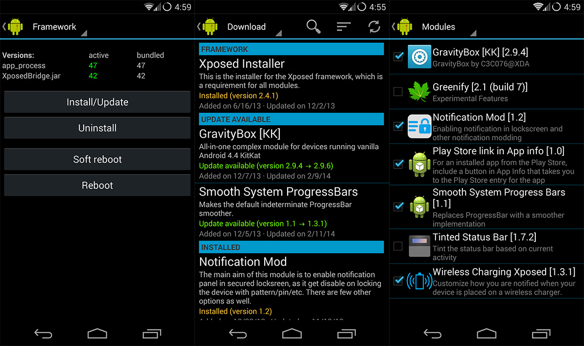 Xposed-Installer-v3.0-alpha-2-Mod-Material-Design-APK-ScreenShot-apkfly.com