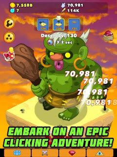 Clicker Heroes V2.0.3 Mod Apk Download Free Latest For Android
