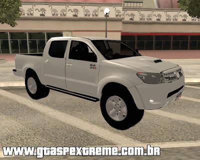 Toyota Hilux 2011 para GTA San Andreas