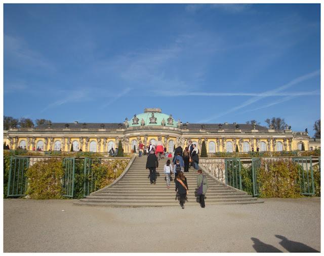 Palácio Sanssouci, Potsdam
