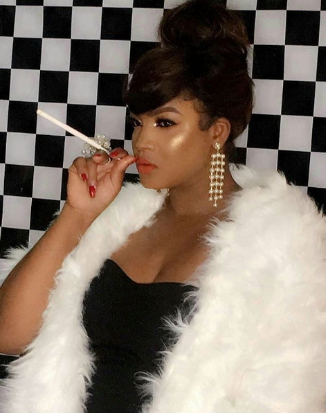 Omotola Jalade Is Drop-Dead Gorgeous In 40th Birthday ...