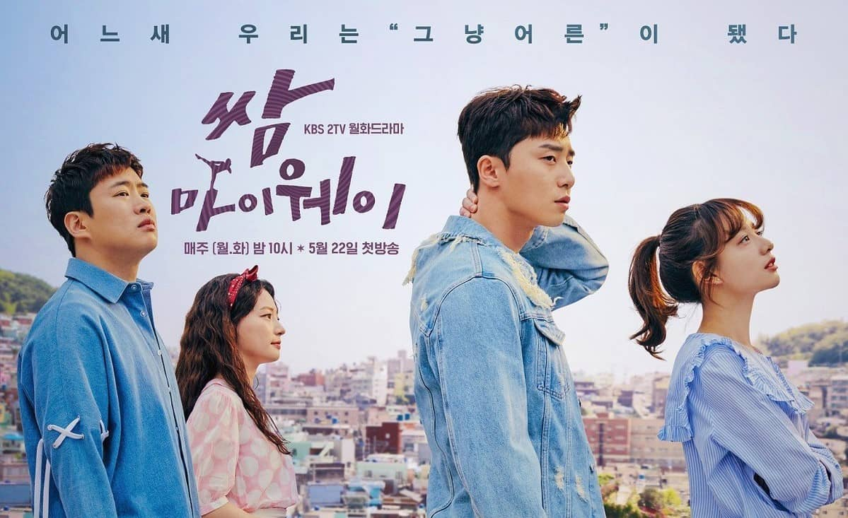 Download Drama Korea Fight for My Way Batch Subtitle Indonesia