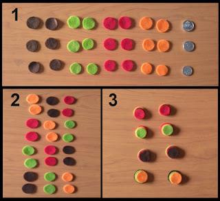 Tutorial aksesoris bunga warna-warni dari bahan kain flanel part 1