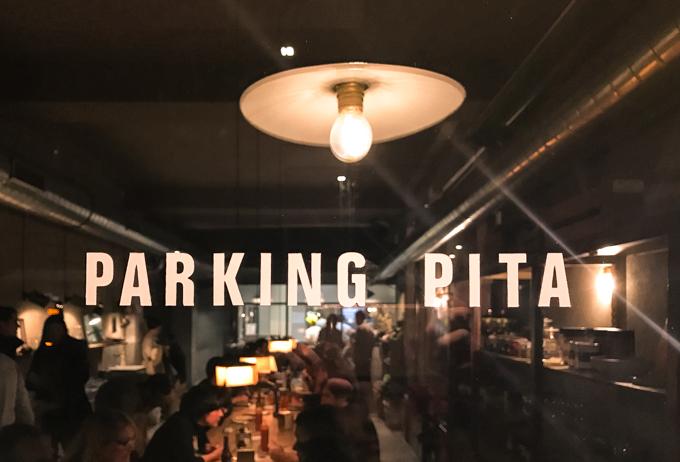 Parking pita