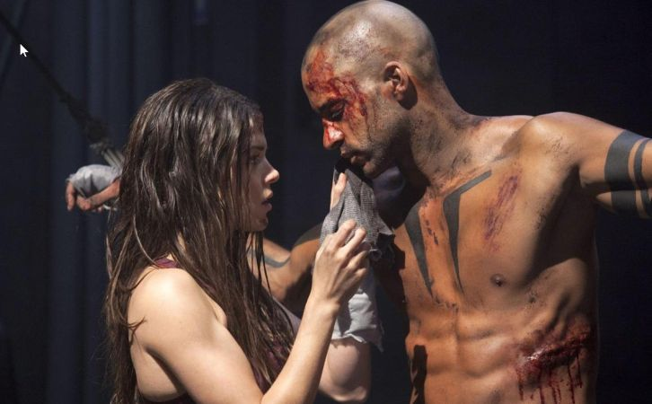 Update: 6th April 2016 Ricky Whittle has finally come forward and ...