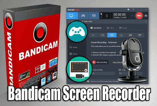 تحميل وتفعيل برنامج Bandicam 4.6.0.1683 عملاق تصوير سطح المكتب والالعاب بجودة عالية اخر اصدار