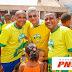 Vereador Del prestigia jogos da Copa Cia de Futebol em Simões Filho