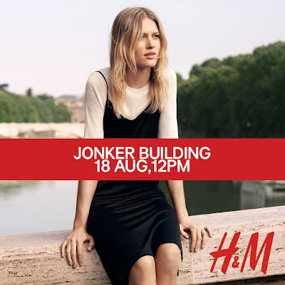 H&M Malaysia Free Cash Voucher & Tote Bag Giveaway