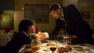 My Dinner With Herve Peter Dinklage Jamie Dornan Image 2