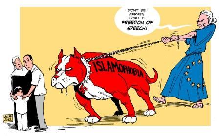 Islamofobia, 5 Kata Ini Selalu Disalahgunakan