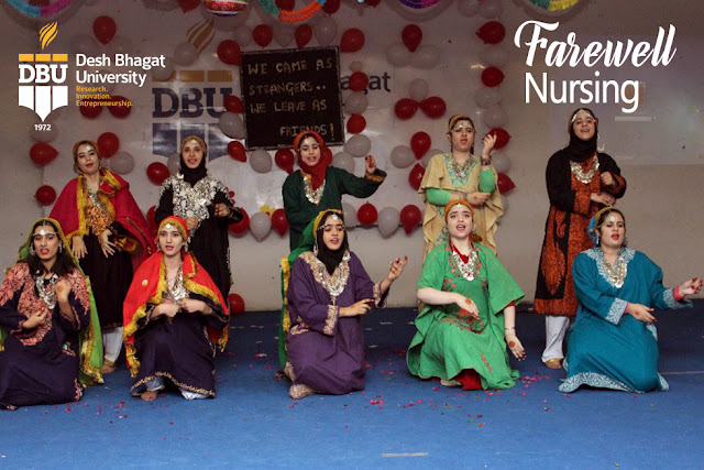 general nursing and midwifery