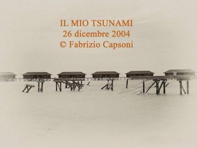 Il mio Tsunami, 2004 Capsoni