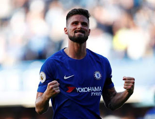 I Have No Place In Chelsea's PL Attack - Olivier Giroud