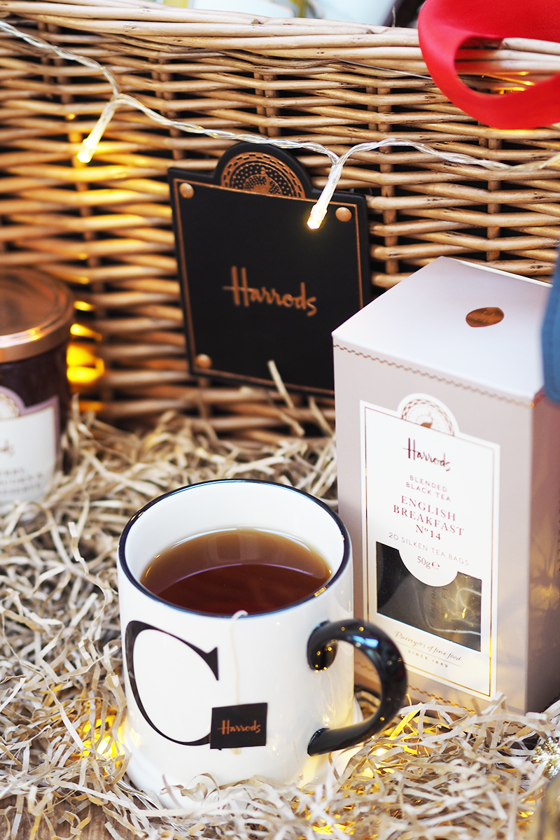 Christmas 2017 Harrods Hampers   Colours and Carousels - Scottish Lifestyle, Beauty and Fashion blog