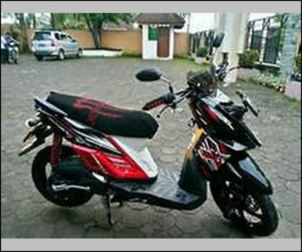 ride trail modifikasi motor x ride adventure modifikasi motor x ride