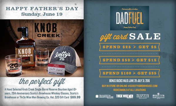 Promotions For Father S Day Redeemable Gift Card Sale Gift Set