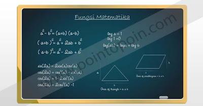 Fungsi Matematika MATLAB