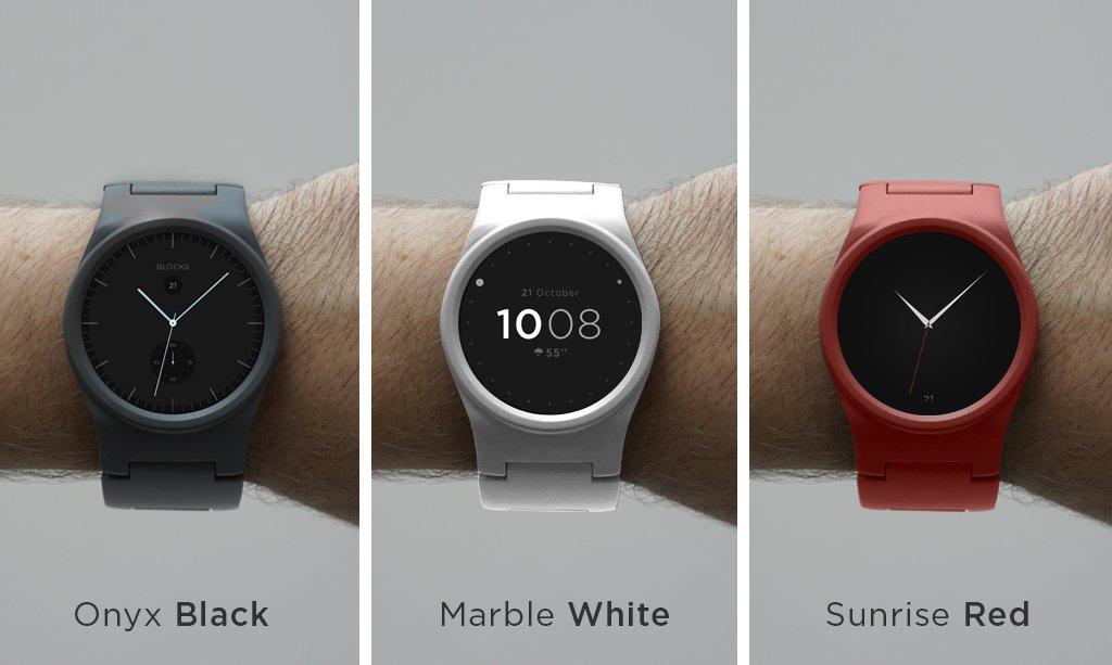 仁寶成立以來「最小的客戶」!模組化手錶BLOCKS,為何讓台灣ODM大廠也買單?