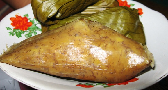 Kuliner Menu Masakan LEPAT PISANG Cemilan khas dari Gayu Lues, ACEH