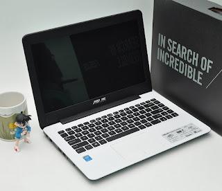 Jual Laptop Asus X455lA-WX670D Bekas