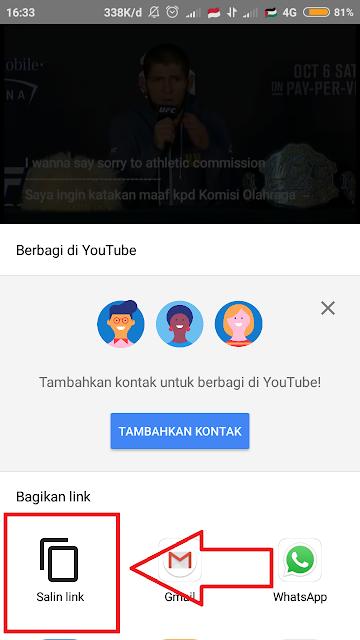 mengunduh dan menyimpan video youtube tanpa aplikasi