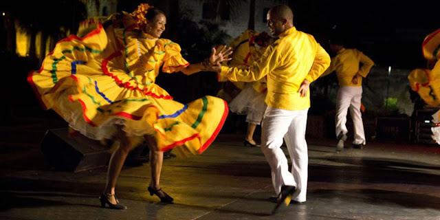 folclore africano en America Latina
