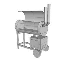 Diy Progetti Diy Bbq Costruire Un Barbecue Affumicatore