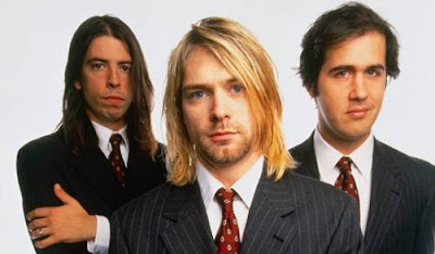 Band Alternative Rock Barat Terbaik Nirvana