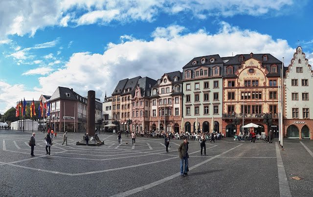 Mainz main square