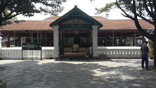 """Great Mosque Kotagede Mataram"""