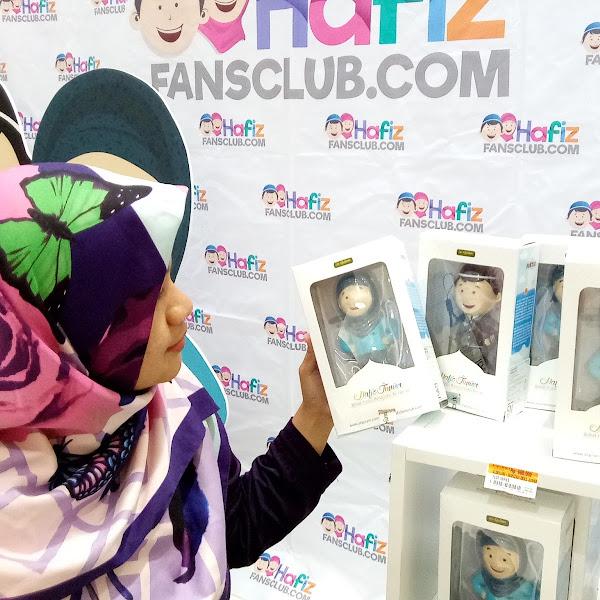 Boneka Hafiz Junior Belajar Menghafal Al-Qur'an dengan Cara Menyenangkan
