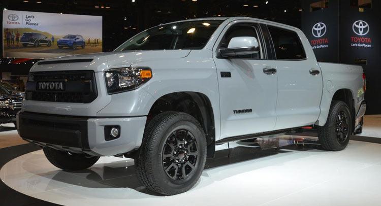 Toyota Tacoma TRD Pro Has SVT-Raptor Rivaling Looks