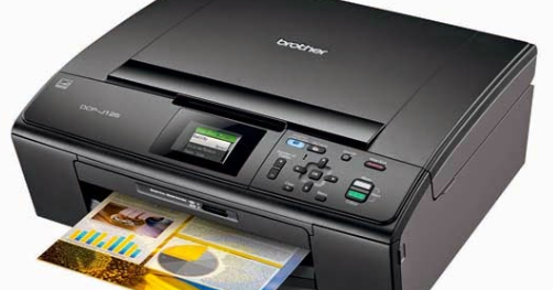 Descargar Brother DCP-J125 Driver Printer gratis