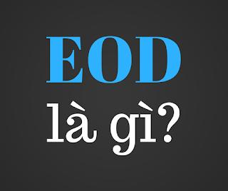 eod là gì