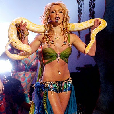 britney spears slave for you