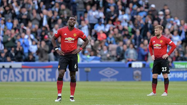 «Манчестер Юнайтед» сыграл вничью с «Хаддерсфилдом», потеряв шансы попасть в ЛЧ