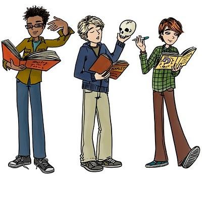 O Lobo Leitor: A leitura ilustrada de hoje: os leitores ...