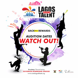 Lagos is looking for talented individuals through ?Lagos Grows Talent??